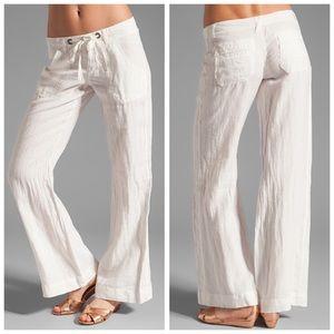 NEW 🔥 Joie Irreplaceable Flax Linen Pants